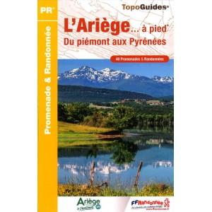 Topo-guide - L'Ariège à pied