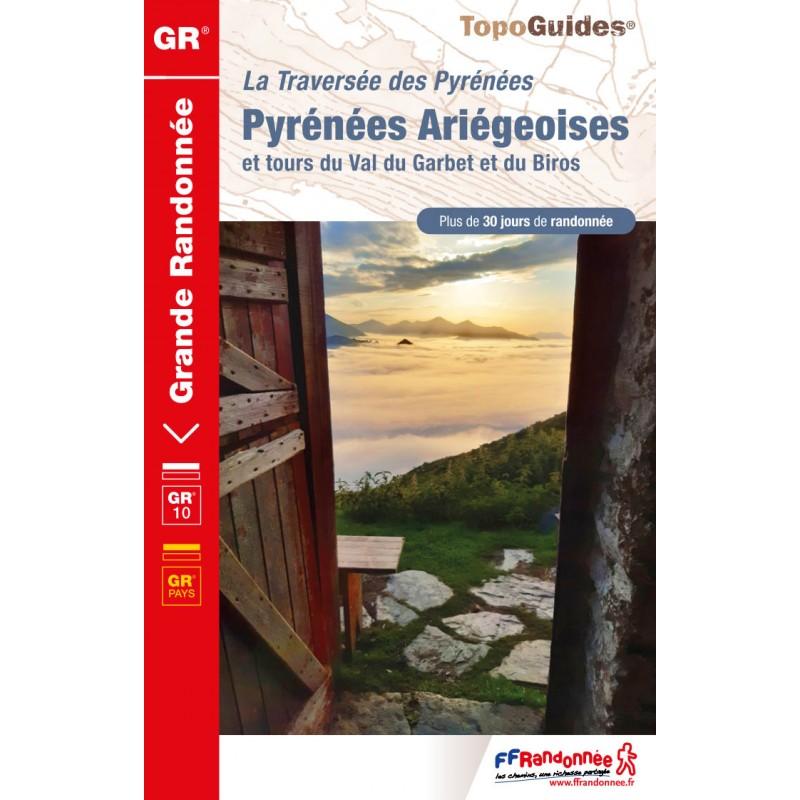 Topo-guide du GR®10 - Pyrénées Ariégeoises