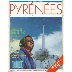 Pyrénées Magazine n°1...